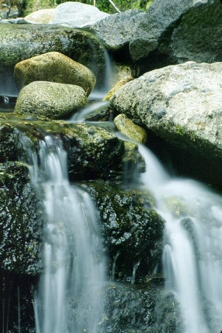 Zapata Creek, Sangre de Cristo Mountains